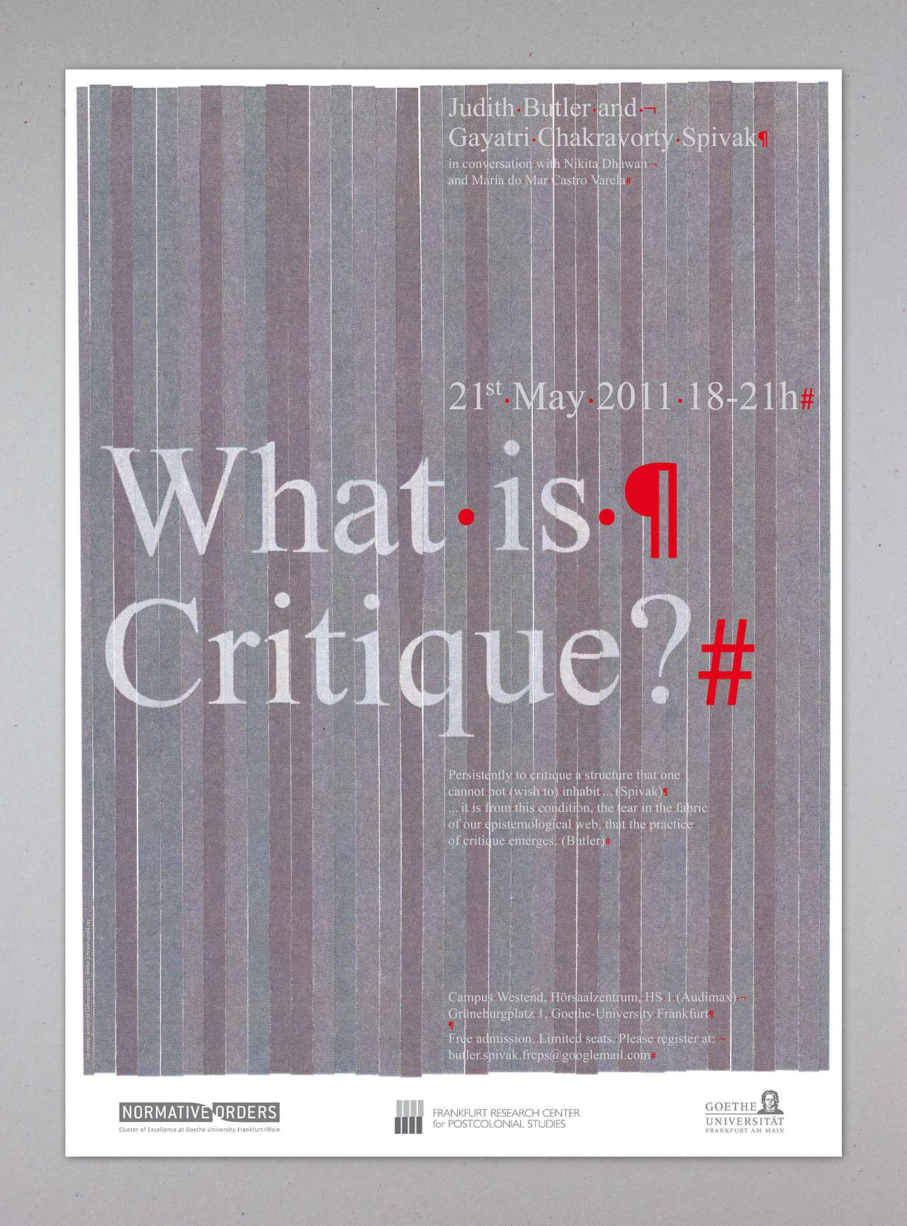 What is Critique?